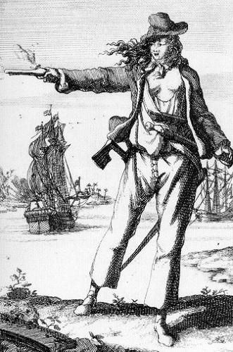 Anne Bonny the pirate