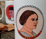 Madam C.J. Walker coffee mug | Bitch Media