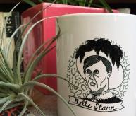 Belle Star Coffee Mug   Bitch Media