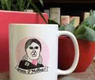 Grace O'Malley Coffee Mug   Bitch Media