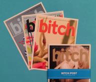 Creature Cards | Bitch Media