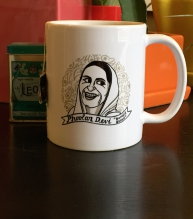 Phoolan Devi Coffee Mug | Bitch Media