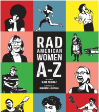 Rad American Women A-Z book cover | Bitch Media