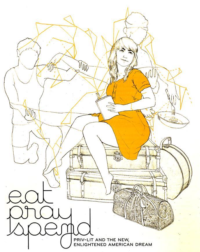 Eat, Pray, Spend