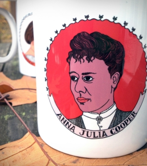 Anna Julia Cooper coffee mug | Bitch Media