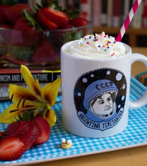 Valentina Tereshkova coffee mug | BitchMart