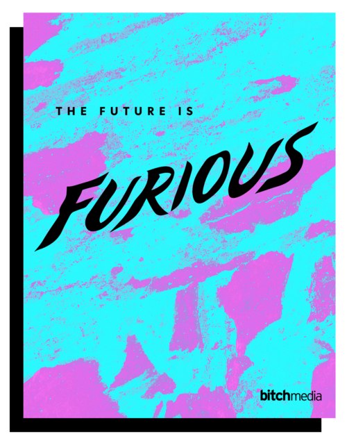 The Future Is Furious Cover