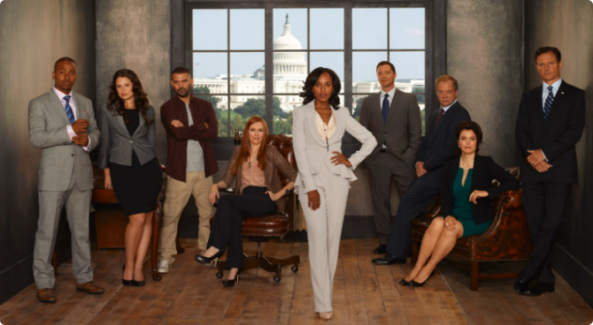 the cast os scandal