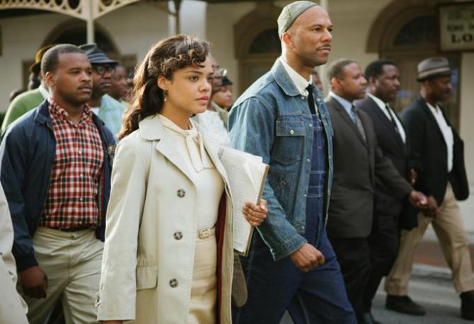 a scene from Selma