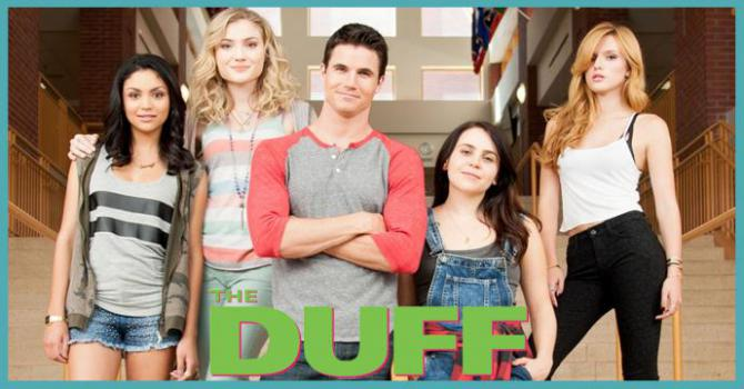 the cast of the duff