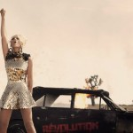 Beyoncé in Run the World (Girls) video