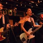 Shondes Indie Rock Concert
