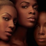 Destiny's Child on the Destiny Fulfilled album cover