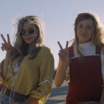 Elizabeth Olson and Aubrey Plaza in Ingrid Goes West