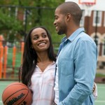 Eric Bigger and Rachel Lindsay on The Bachelorette