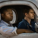 Garrett Hedlund and Jason Mitchell in Mudbound