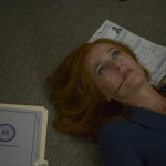 "Gillian Anderson as Agent Dana Scully in the ""My Struggle III"" episode of The X-Files"
