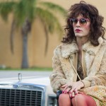 Jared Leto, a man wearing women's clothing, in Dallas Buyers Club
