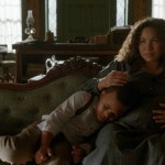 Jurnee Smollett-Bell and Maceo Smedley in Underground
