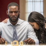 Kofi Siriboe as Ralph-Angel and Bianca Lawson as Darla on Queen Sugar
