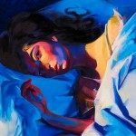 Lorde's Melodrama album cover