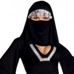 Sexy Burqa costume main image