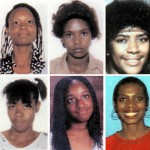 The Grim Sleeper's victims