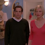 Ben Stiller as Ted and Cameron Diaz as Mary in There's Something About Mary