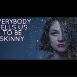 Corina Corina in the video for Skinny