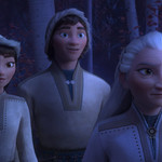 The Sámi-inspired Northuldra people in Frozen II