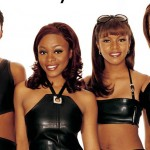 Kelly Rowland, LaTavia Roberson, LeToya Luckett, and Beyonce Knowles
