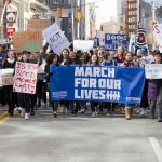 March For Our Lives rally in Pittsburgh, Pennsylvania