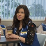 America Ferrera as Amy in Superstore