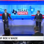 Senator Ted Cruz debates Representative Beto O'Rourke