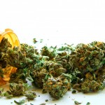 Stock photo of medical marijuana