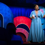 Tarana Burke gives a TED Talk