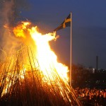 Walpurgis Night in Sweden