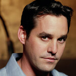 "Nicholas Brendon playing Xander Harris in ""Buffy the Vampire Slayer"""
