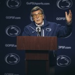 Al Pacino as Joe Paterno in HBO's Paterno