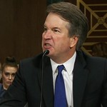 Brett Kavanaugh testifies at the Senate Judiciary Committee