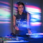 Los Angeles electronica techno producer dance Astronautica