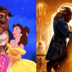 Beauty and the Beast, animation and live action films