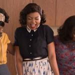 from left: Janelle Monae, Viola Davis, and Octavia Spencer