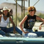 Susan Sarandon and Geena Davis in Thelma & Louise