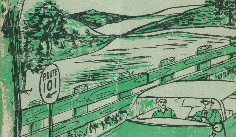 The Negro Travelers' Green Book, 1956