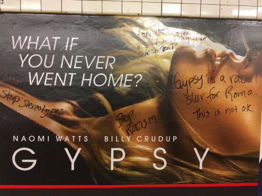 Netflix Gypsy