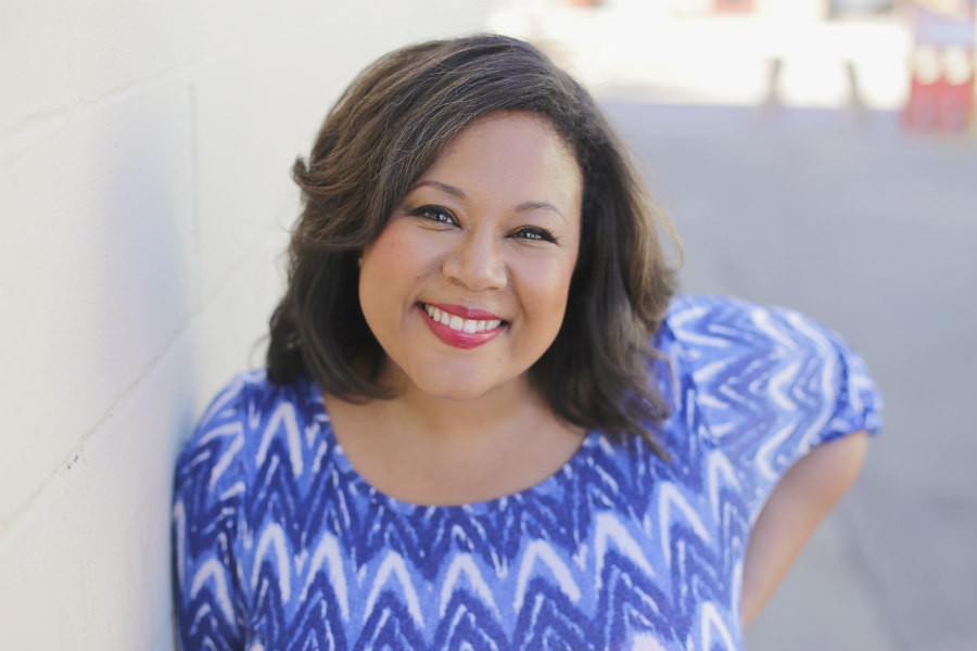 Jasmine Guillory, author of The Wedding Date