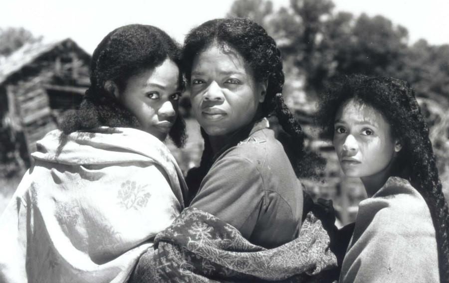 Kimberly Elise, Oprah Winfrey, and Thandie Newton in Beloved