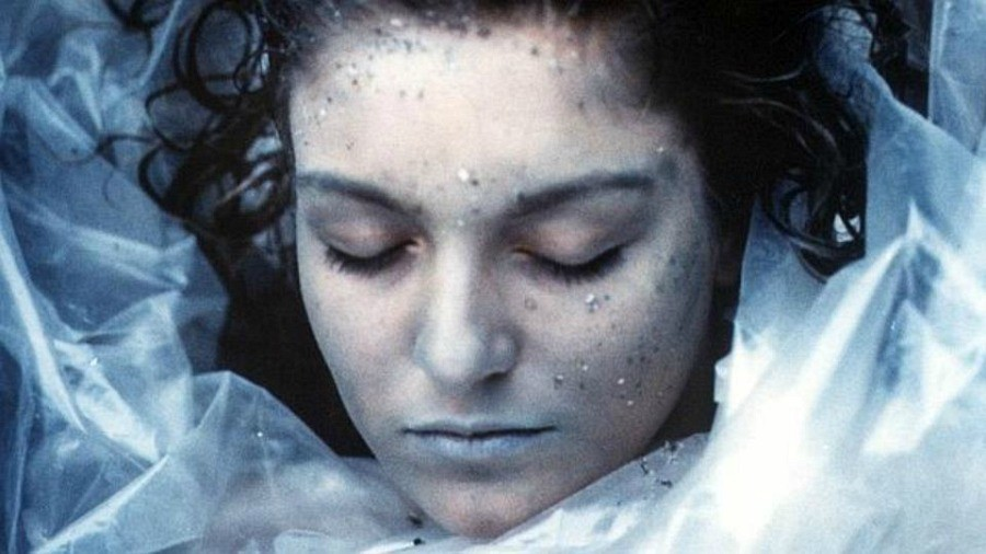 Laura Palmer on Twin Peaks