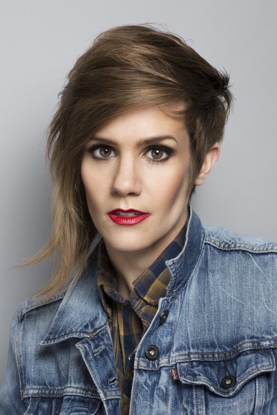 A photo of comedian Cameron Esposito
